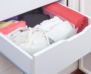 Organiza los cajones con separadores - AorganiZarte