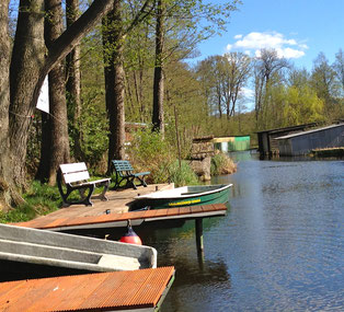 Bootsverleih, Angelboot, Boot mieten, Mecklenburger Seenplatte
