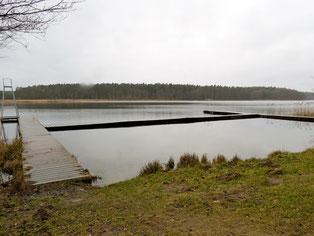 Baden in Mecklenburg Urlaub am Wasser