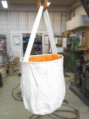 ポリエステル帆布製工事用バッグ