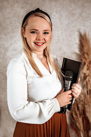 Traurednerin - Kristina Bechtold
