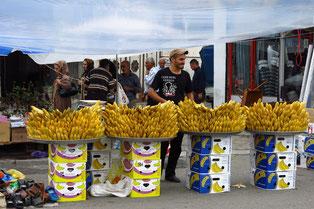 Alles Banane in Fuman