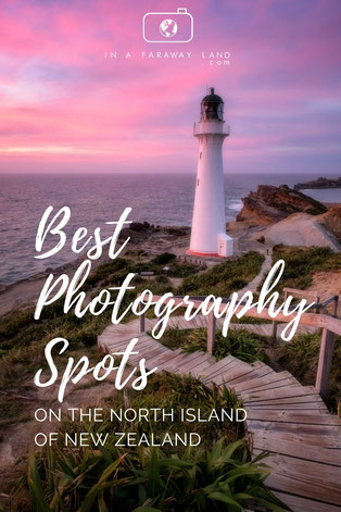 Top photography spots on the North Island of New Zealand every photographer and instagrammer should vist. #NewZealand #Travel #Photography