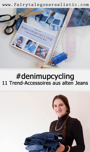 denimupcycling Buch Nähbuch Accessoires nähen Jeans Up-Cycling Nähblog