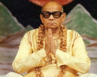Shri Anandamurti (Jamalpur, 21 maggio 1921 – Calcutta, 21 ottobre 1990)