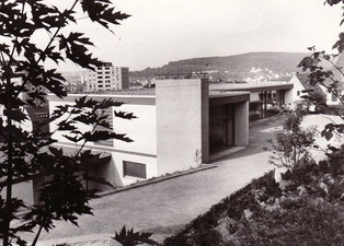 dudweiler, saarbruecken, kindergarten, st. bonifatius, 1955