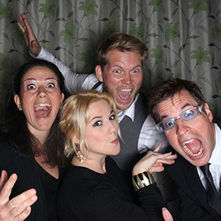 Live Band Multi Pack Hochzeitsband SängerInnen