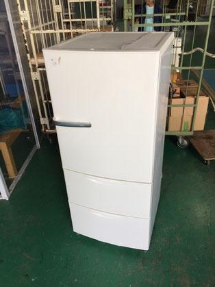 AQUA3ドア冷蔵庫