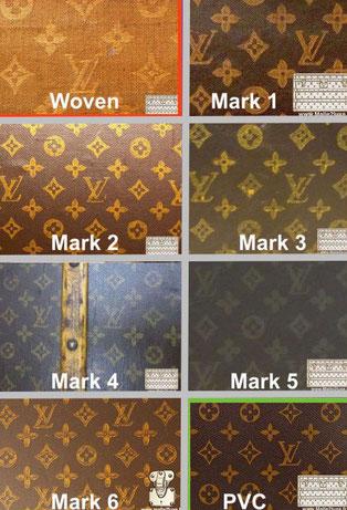 estimation Malle Louis Vuitton toile ancienne monogram