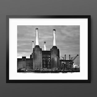 Photographic Art Print 'Battersea Power Station' by PASiNGA