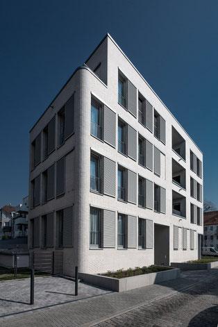 Architekturdetail 2, Dessau, Fachschule für Design