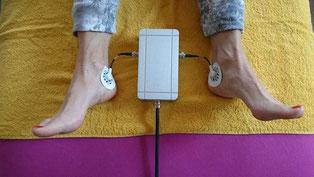 Die Messung in der Vitalfeldtherapie