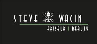 Logorelaunch für Steve Wacin - Friseur und Beauty Moers