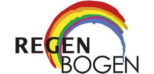Nachbau eines Logos für Regenbogen Duisburg e.V.