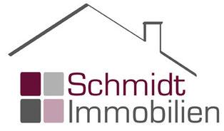 Das Logo für Schmidt Immobilien Moers bildete den Anfang des neuen Corporate Designs.