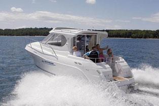 Quicksilver 750 Sunturist Yachting Yachtcharter Motoryacht Motorboot Zadar,  Marina Tankerkomerc