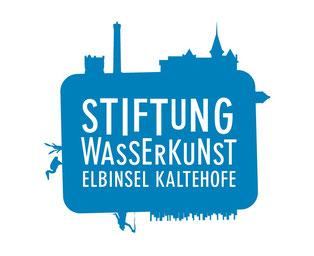 Logo der Stiftung Wasserkunst Elbinsel Kaltehofe