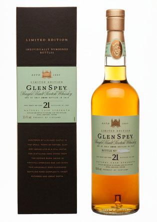 Glen Spey 21 Jahre – 1989 Distillers Edition