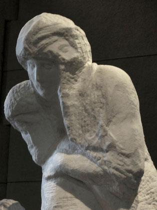 La última Pietá de Michelangelo