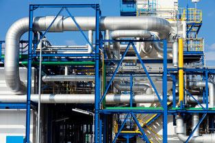 Raffinerien: shutdowns, Rohrleitungsbau, Schweißarbeiten, Wartung......