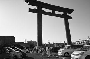 大神神社が今日の目的地