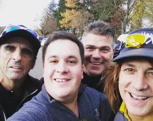 Unvergesslicher Golftag mit Alice, Ryan und natürlich mit Ben!