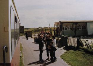 Verabschiedung 1981