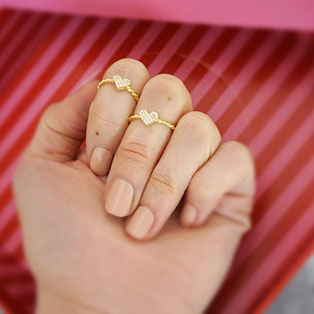 Suenos Jewellery Ringe, Schmuck aus 925 Silber