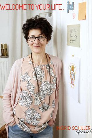Ingrid Schiller Hamburg Kreativcoach Lifecoach #lieberfrei