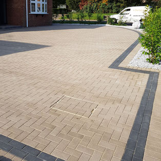 Paving and slab work Chelmsford, Essex