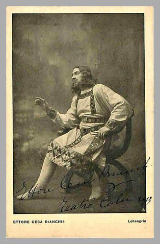 Ettore Cesa-Bianchi - Lohengrin
