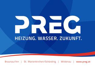 Fa. PREG, Heizungsbau, Installateur, St. Marienkirchen