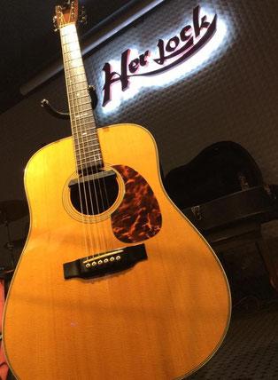 生まれ変わったヘッドウエイギター