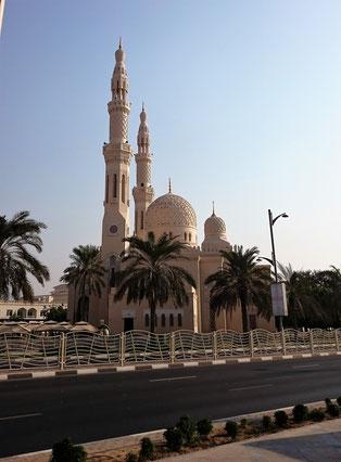 Jumeirah Mosque Moschee, Dubai