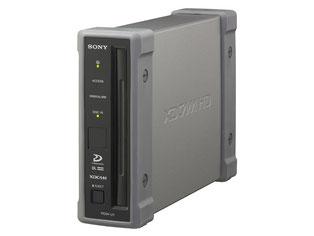 xdcam プロフェッショナルディスク cm入稿 cm納品 xdcam 納品 PDW-U1  PDW-U2  PDW-U4