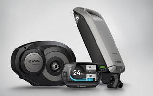 Nyon ist ab Herbst auch in Verbindung mit der Active Line sowie als Nachrüstkit für die Active und die Performance Line erhältlich ©Bosch eBike Systems