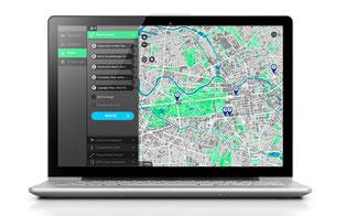 Eine Route, viele Ziele – bis zu zehn Zwischenziele sind möglich © Bosch eBike Systems