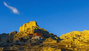 Reise Lhasa-Kailash-Westtibet-Guge-Tholing-Tsaparang-Kashgar
