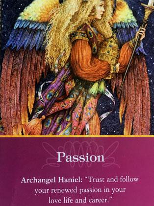 大天使ハニエル~役割、私が感じる大天使ハニエル、大天使ハニエルからのメッセージ