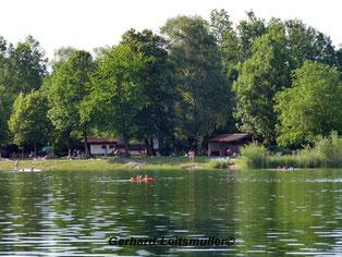 Spaziergang am Reischenharter See