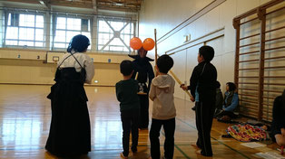 発寒少年剣道 体験会