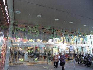 水戸京成百貨店の展示。規模が大きいので迫力があります
