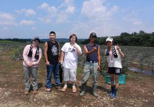 農場長の伊藤さん、ありがとうございました。