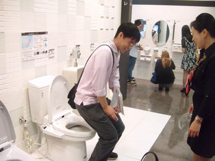 トイレにもたくさんの種類があります。