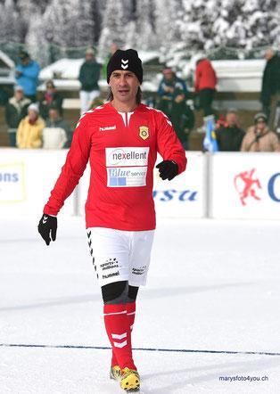 Hakan Yakin, ehem. Schweizer Fussballspieler