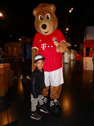 FC Bayern Kindergeburtstag