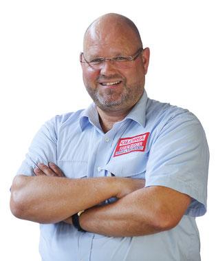 Roland Graf, Brandschutzbeauftragter