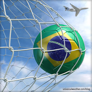 Blog Bert Evers und den Confed Cup 2013