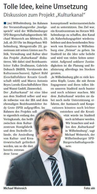 Neuer Ruf Wilhelmsburg, 02.07.2016, Seite 3