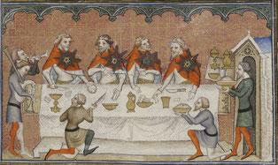 Banquet de l'Ordre de l'Étoile.